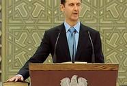 Ông Assad nhậm chức Tổng thống nhiệm kỳ 7 năm