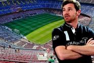 HLV Boas trở lại và muốn dẫn dắt Barca