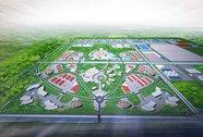 Khởi động dự án Khu Công nghệ Môi trường xanh