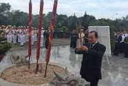 TP HCM tưởng niệm các anh hùng liệt sĩ