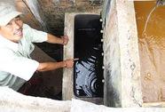 Hàng chục năm xài nước nhiễm dầu