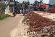 Xây dựng nhà xưởng lấn chiếm đường hẻm