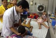 Bệnh trên trẻ lan nhanh