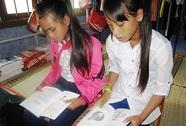 Gần 100 triệu đồng hỗ trợ học sinh nghèo