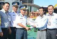 Kịp thời hỗ trợ cảnh sát biển, kiểm ngư, ngư dân