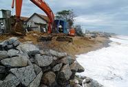 Doanh nghiệp bị tố hút cát gây sập nhà
