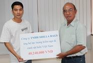 Công nhân góp sức vì biển Đông