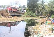 Những dòng kênh... rác