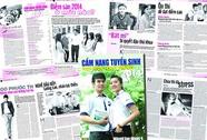 Ngày 10-2, phát hành Cẩm nang tuyển sinh ĐH-CĐ 2014