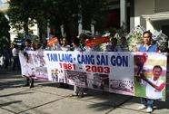 Phóng sự ảnh: Tiễn biệt cựu danh thủ Phạm Huỳnh Tam Lang