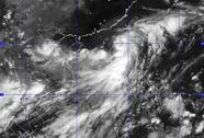 Áp thấp nhiệt đới mạnh lên ở biển Đông
