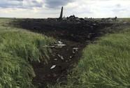 Ukraine thề trừng phạt những kẻ bắn hạ máy bay