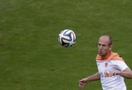 2 giờ ngày 14-6, Tây Ban Nha - Hà Lan: Robben tự tin phục thù