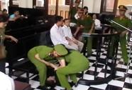Nguyên giám đốc bệnh viện tâm thần Tiền Giang ăn vạ trước tòa