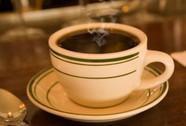 Ly cà phê đắng