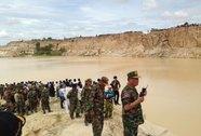 Campuchia: Rơi trực thăng quân sự, 5 người thiệt mạng