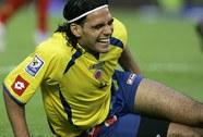 Đứt dây chằng gối, Falcao chia tay World Cup 2014
