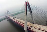 Không thông xe cầu Nhật Tân vào ngày 10-10 tới