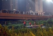 Nhảy cầu Sài Gòn trốn công an truy đuổi