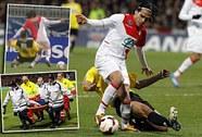 Falcao có nguy cơ chia tay World Cup 2014