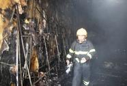Phim trường của VTV bị lửa thiêu rụi