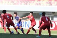 """U19 Việt Nam – U19 Nhật Bản 1-3: """"Chết"""" ở phút bù giờ"""