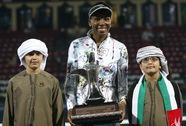 Giải hạn sau hai năm, Venus Williams lên ngôi vô địch