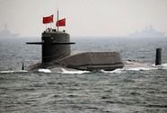 """Tàu ngầm Trung Quốc """"sắp có"""" tên lửa hạt nhân tầm xa"""