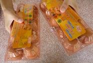 Đủ loại trứng gà omega 3