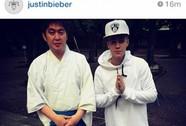 Justin Bieber xin lỗi vì tung ảnh thăm đền Yasukuni