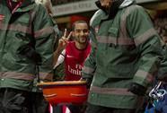 Nỗi đau World Cup của Theo Walcott