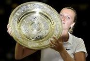 Đánh bại Bouchard, Kvitova lên ngôi vô địch ở Wimbledon