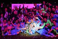 Napoli giành Siêu cúp Ý trong trận đấu nghẹt thở với Juventus
