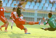 Vòng 8 Eximbank V-League 2014: Than Quảng Ninh gục ngã trên sân nhà