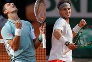 Federer chung nhánh Djokovic, Nadal chờ lập kỳ tích