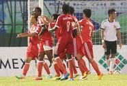 Vòng 5 Eximbank V-League 2014: B.Bình Dương đã biết thắng