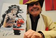 """""""Sao"""" thể thao qua nét cọ họa sĩ trứ danh Paul Trevillion"""
