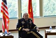 Tướng Dempsey: Ủng hộ bỏ lệnh cấm bán vũ khí sát thương cho Việt Nam