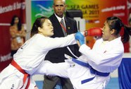 Lịch THTT: Karatedo Việt Nam xuất trận ở ASIAD 17