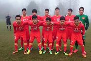 Hòa U19 Coventry City 1-1, U19 Việt Nam vẫn bất bại trên đất Anh