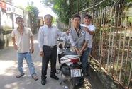 Bắt kẻ trộm xe Vision đem sang Campuchia bán