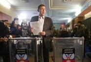 Lãnh đạo phiến quân ly khai tuyên thệ nhậm chức, Kiev họp khẩn
