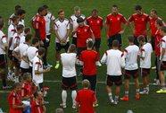 7 cầu thủ Đức bị cúm trước trận gặp Pháp
