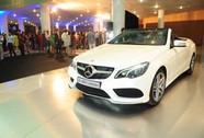 Mercedes-Benz trình làng E 400 Cabriolet mới