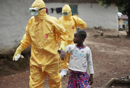 Ca nhiễm Ebola đầu tiên trên đất châu Âu
