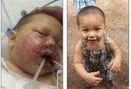 Cảnh sát ném lựu đạn nhầm vào nôi bé 19 tháng tuổi