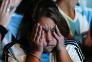 Vuột cúp vàng, CĐV Argentina quậy phá thủ đô