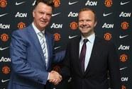 HLV Van Gaal đã đến M.U