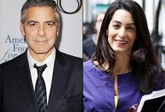 Tài tử George Clooney sắp cưới nữ luật sư