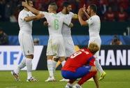 Hàn Quốc thua Algeria tan tác